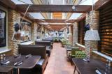 Cowtown Diner Interior - Project Management