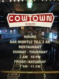 Cowtown Diner - Project Management